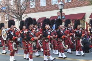Scottish Parade