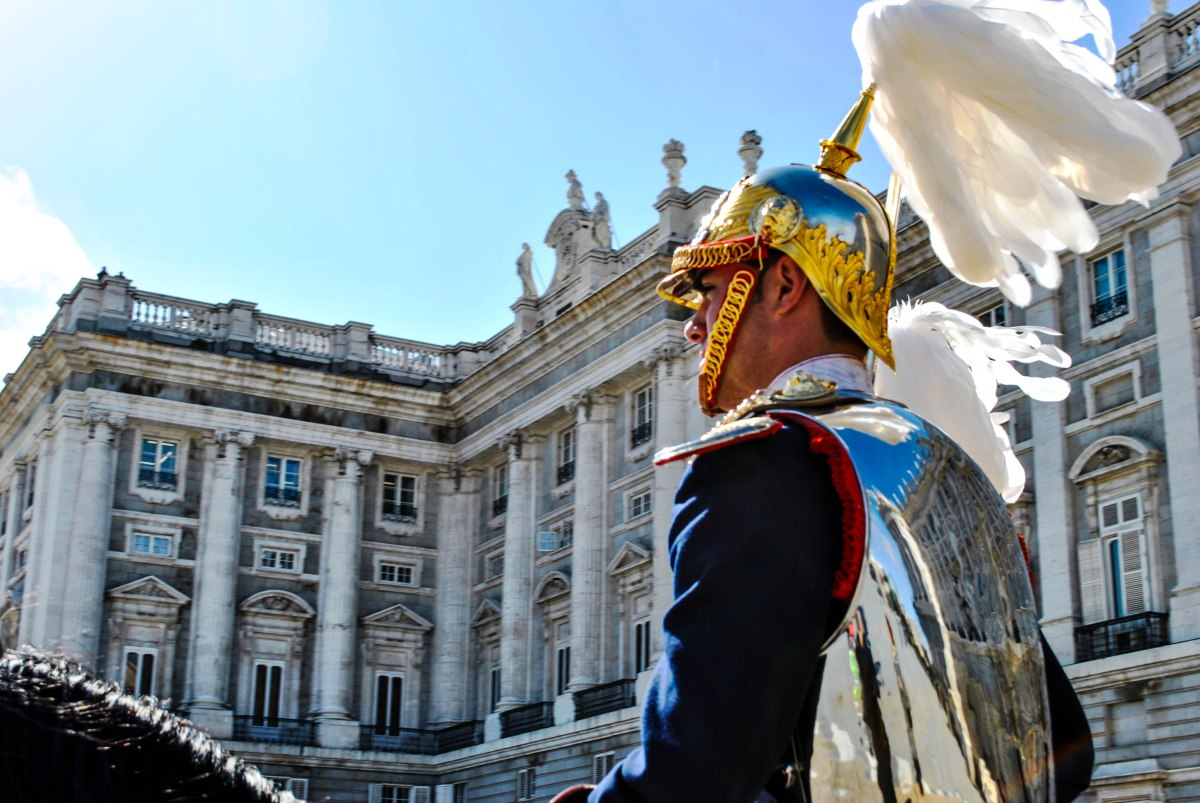 The Spanish Royal Guard (La Guardia Real)