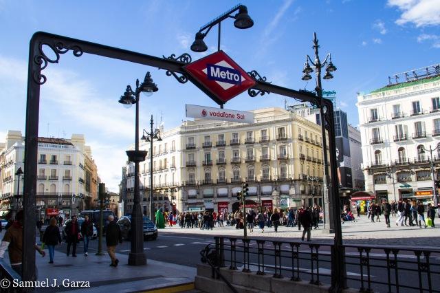Metro Station Sol