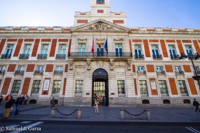 Presidencia De La Comunidad De Madrid.