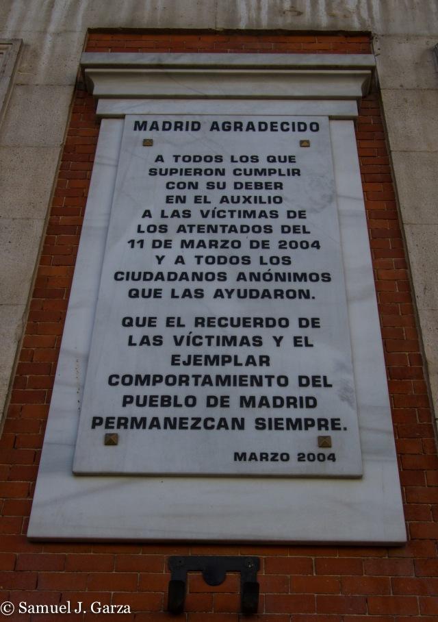 11-M Memorial
