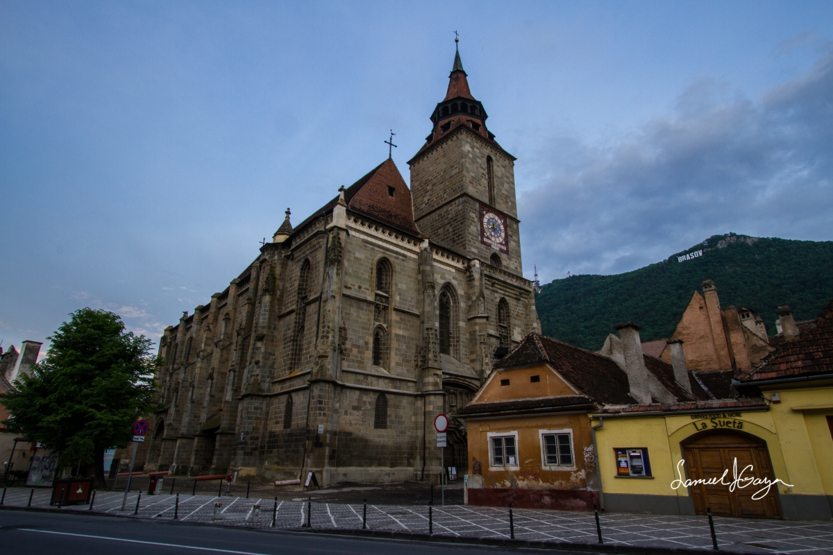 A Beautiful Week in Brasov, Romania