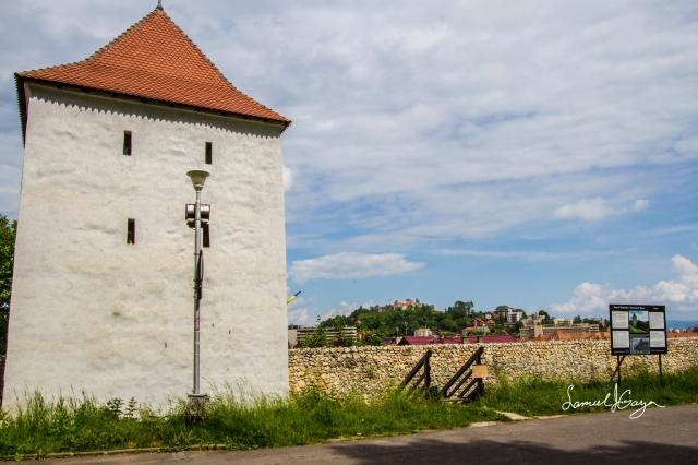 Gunpowder Tower.
