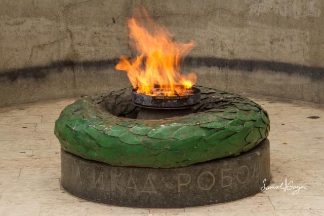 Eternal Flame.