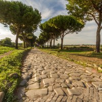 History Hiking Through the Via Appia Antica Part 1