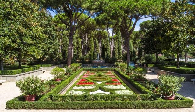 The North Garden