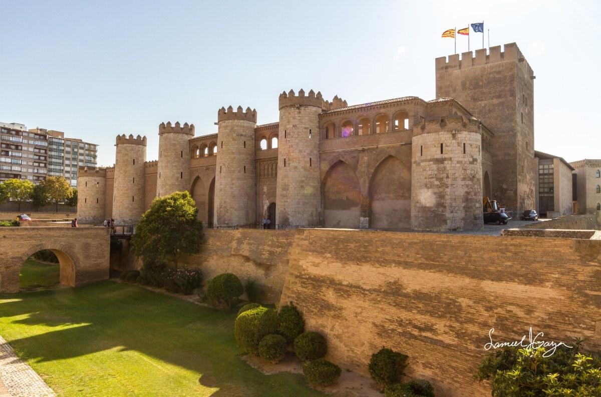 Aljafería Palace