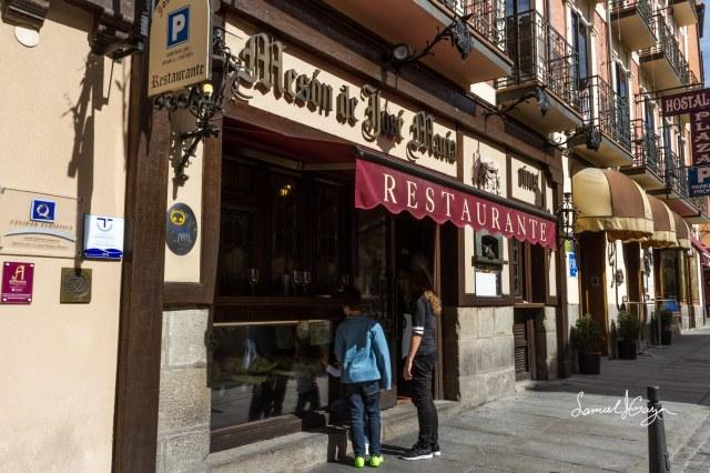 Restaurante Jose Maria.