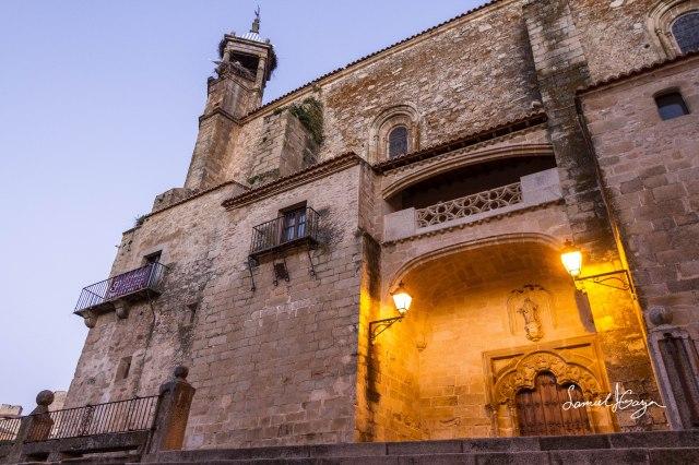 Santa Maria La Mayor Church.